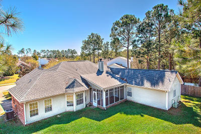 Ocean Springs Single Family Home For Sale: 3030 Trentwood Dr