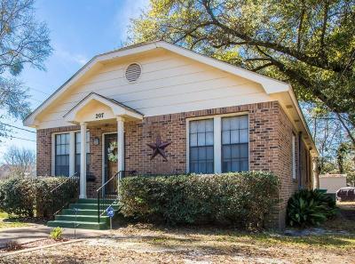 Biloxi Single Family Home For Sale: 207 Santini St