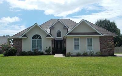Waveland Single Family Home For Sale: 117 Yarborough Pl