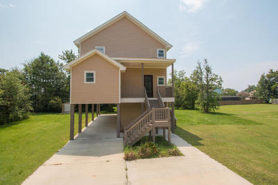 Biloxi Single Family Home For Sale: 10444 Pin Oak Dr