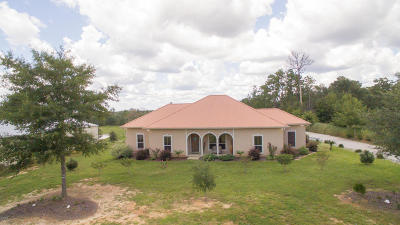 Biloxi Single Family Home For Sale: 10240 Rd 243