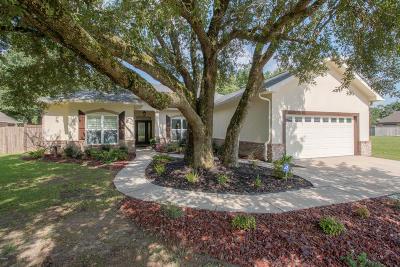 Gulfport Single Family Home For Sale: 12009 Ol Oaks Dr