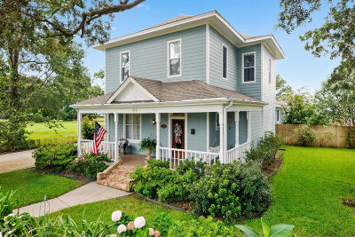 Gulfport Single Family Home For Sale: 1403 2nd St