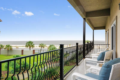 Pass Christian Condo/Townhouse For Sale: 1453 E Beach Blvd #219