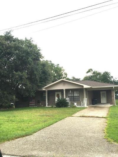 Waveland Single Family Home For Sale: 906 Shipp St