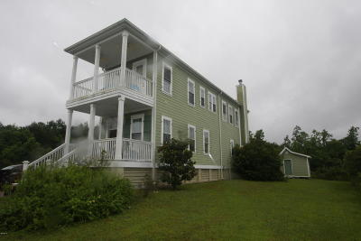 Waveland Single Family Home For Sale: 307 Robert St