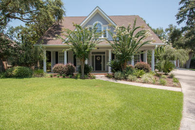 Biloxi Single Family Home For Sale: 2016 Arbonne Ct