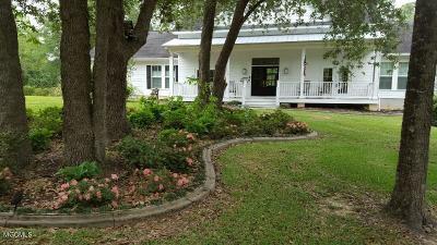 Gulfport Single Family Home For Sale: 14301 Wolf Run Blvd