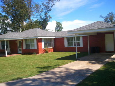 Waveland Single Family Home For Sale: 312 Fink St