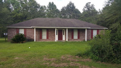 Saucier MS Single Family Home For Sale: $169,900