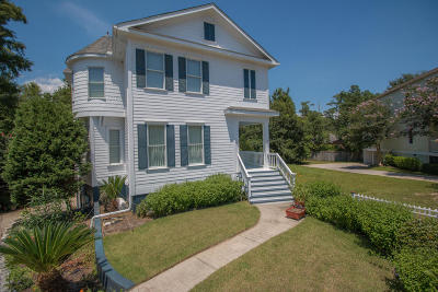 Gulfport Single Family Home For Sale: 1614 Cypress Ln