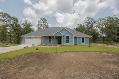 Pass Christian Single Family Home For Sale: 12559 Cable Bridge Rd