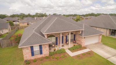 Gulfport Single Family Home For Sale: 11324 Arthur Dr