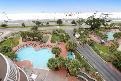 Gulfport Condo/Townhouse For Sale: 2230 Beach Dr #806
