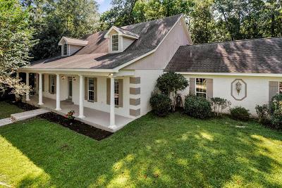 Diamondhead Single Family Home For Sale: 5532 Hanauma St