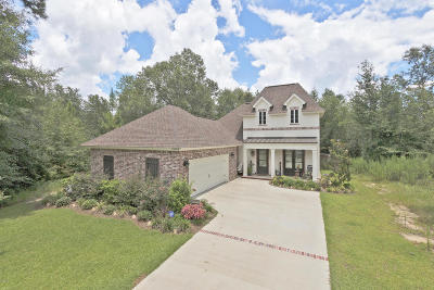 Gulfport Single Family Home For Sale: 14058 Old Mossy Trl