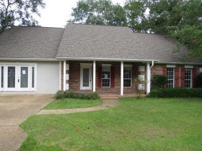 Diamondhead Single Family Home For Sale: 7339 Akikai Dr