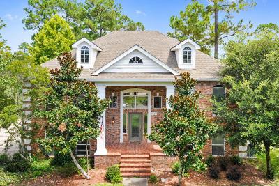 Diamondhead Single Family Home For Sale: 7429 Mahalo Hui Drive