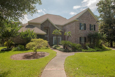Ocean Springs Single Family Home For Sale: 18 Sauvolle Ct