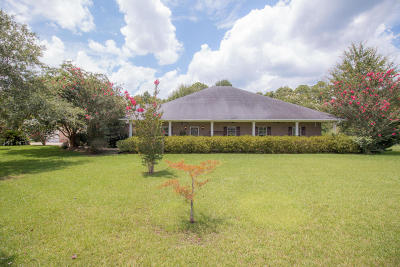 Gulfport Single Family Home For Sale: 13911 Hummingbird Ln