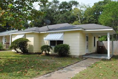 Biloxi Single Family Home For Sale: 345 East Dr