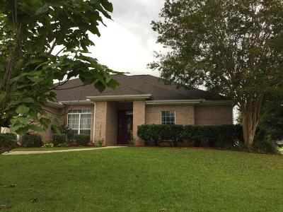 Biloxi Single Family Home For Sale: 8105 Crestwood Cv
