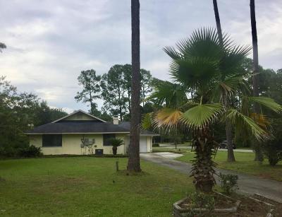 Diamondhead Single Family Home For Sale: 1 Dogwood Circle
