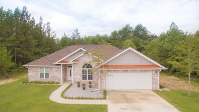 Saucier MS Single Family Home For Sale: $199,000
