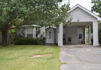 Gulfport Single Family Home For Sale: 13375 Locust Hill Dr