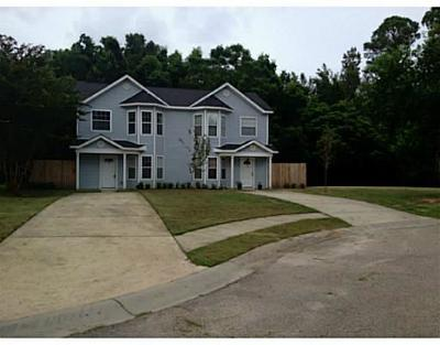 Biloxi Multi Family Home For Sale: 1984 Todd Cv #A & B