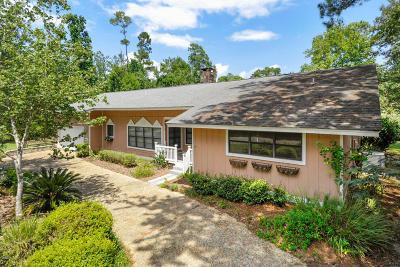 Diamondhead Single Family Home For Sale: 6517 Koula Dr
