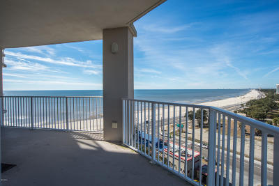 Biloxi Condo/Townhouse For Sale: 2668 Beach Blvd #1001