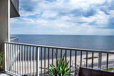 Biloxi Condo/Townhouse For Sale: 2668 Beach Blvd #1602