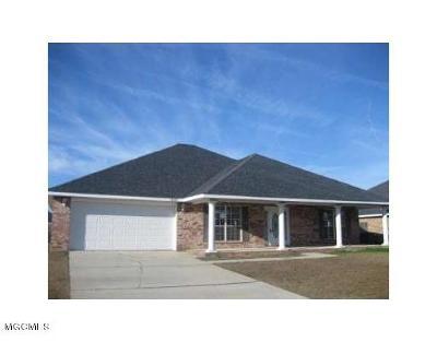 Biloxi Single Family Home For Sale: 15135 Haversham Pl