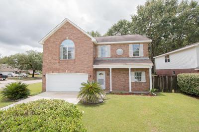 Biloxi Single Family Home For Sale: 2111 Lauren Dr