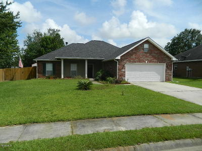 Gulfport MS Single Family Home For Sale: $189,500