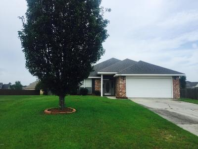 Gulfport Single Family Home For Sale: 13540 Windrose Cir