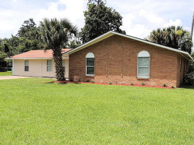 Gulfport Single Family Home For Sale: 11461 Pine Dr