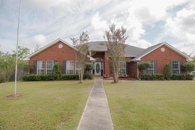 Gulfport Single Family Home For Sale: 15496 Dallas Cv