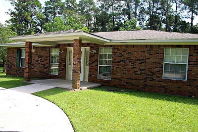 Biloxi Single Family Home For Sale: 11504 Shorecrest Rd