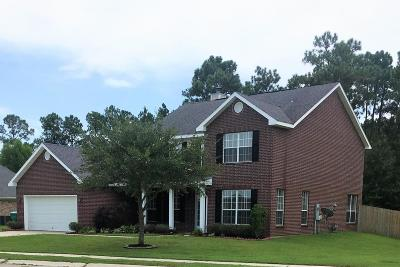 Gulfport Single Family Home For Sale: 14365 Autumn Chase Dr