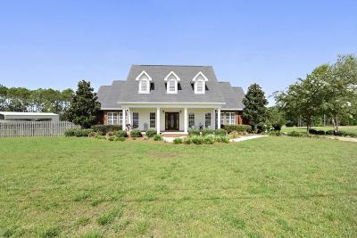Biloxi Single Family Home For Sale: 14461 Karen Lee Ct