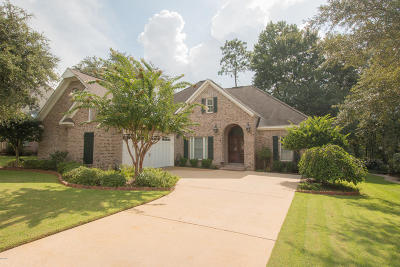 Pass Christian Single Family Home For Sale: 7388 Live Oak Way