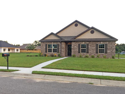 Biloxi Single Family Home For Sale: 5264 Overland Dr