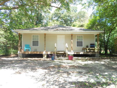 Gulfport Single Family Home For Sale: 2628 6th Ave