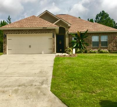 Gulfport Single Family Home For Sale: 18058 Green Leaves Dr