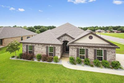 Gulfport Single Family Home For Sale: 14024 Ursuline Dr