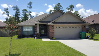 Gulfport Single Family Home For Sale: 13767 Windwood Dr