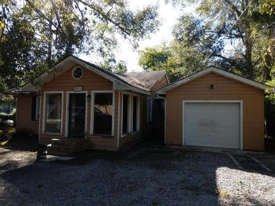 Gulfport Single Family Home For Sale: 917 Cleveland Ave