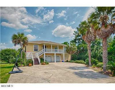 Gulfport Single Family Home For Sale: 648 Magnolia St